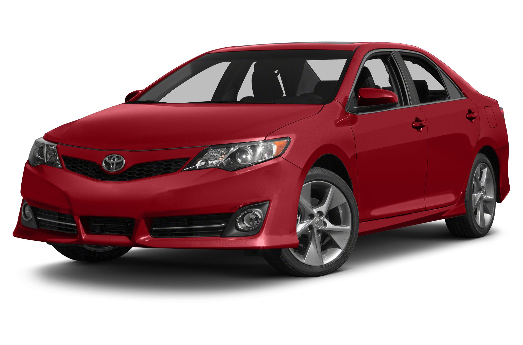 2014 Toyota Camry SE CARFAX 1-Owner GREAT MILES 36891 FUEL EFFICIENT 35 MPG Hwy25 MPG City P
