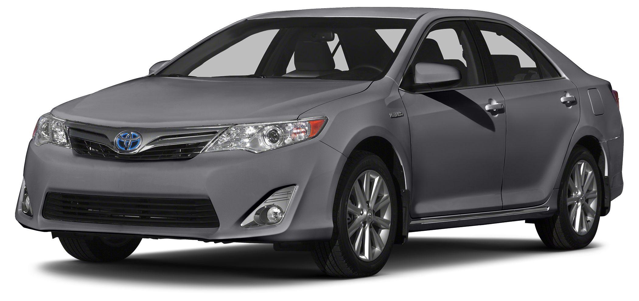 2014 Toyota Camry Hybrid SE Limited Edition HYBRID SE MODEL NAVGATION MOONROOFIf youve been l
