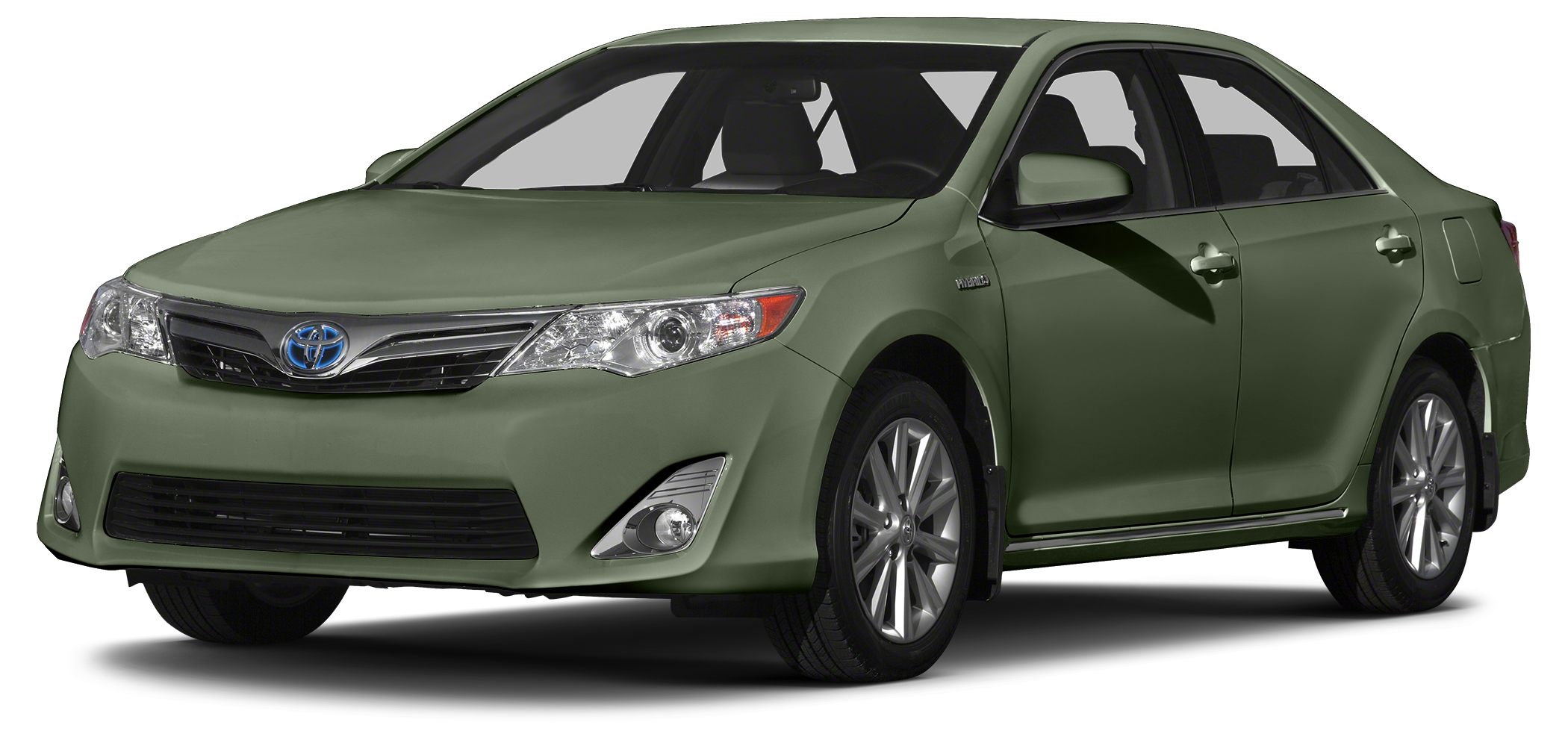2014 Toyota Camry Hybrid XLE CARFAX 1-Owner GREAT MILES 23831 FUEL EFFICIENT 38 MPG Hwy40 MPG