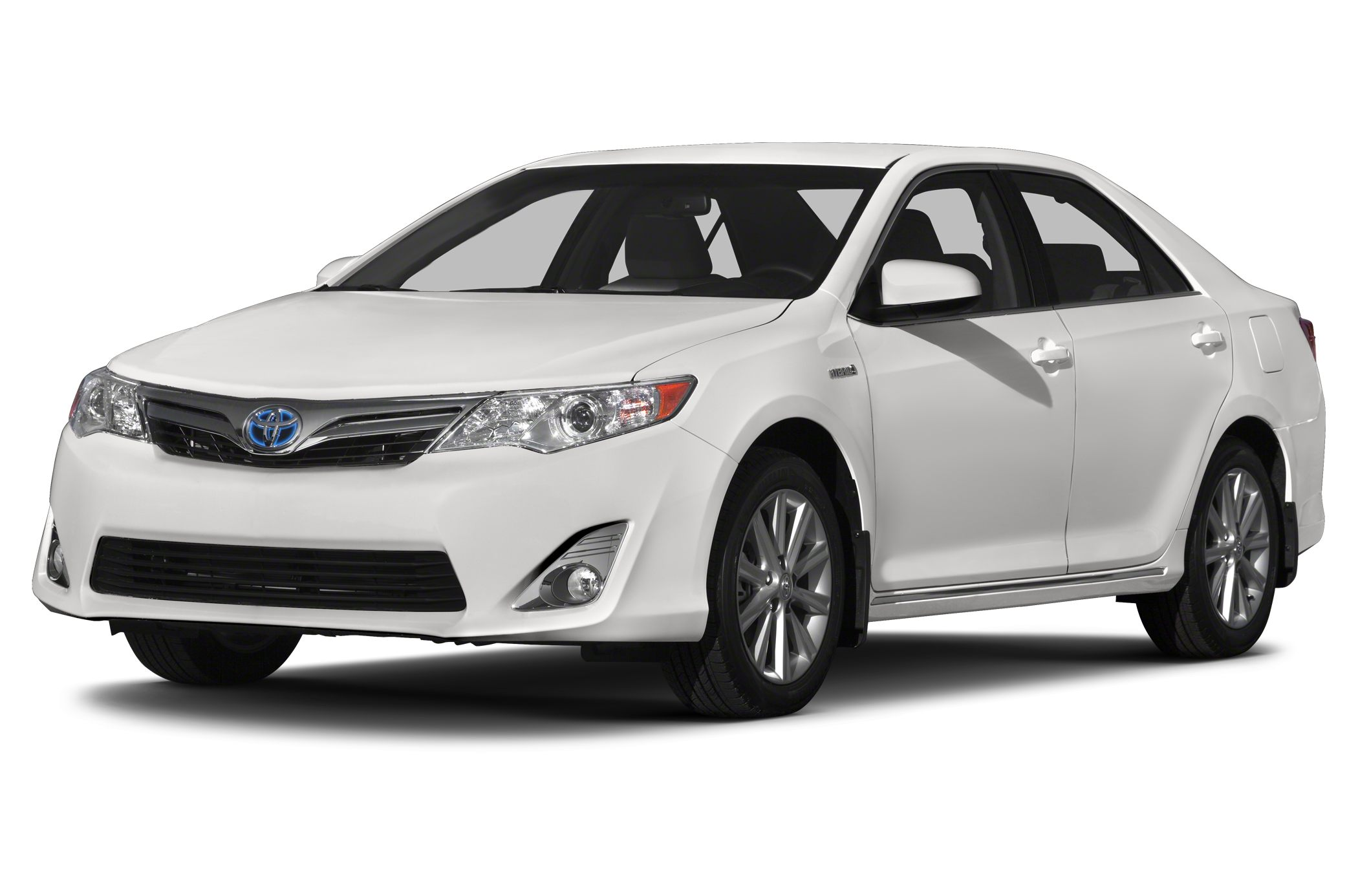 2014 Toyota Camry Hybrid XLE CARFAX 1-Owner GREAT MILES 5316 EPA 38 MPG Hwy40 MPG City NAV S