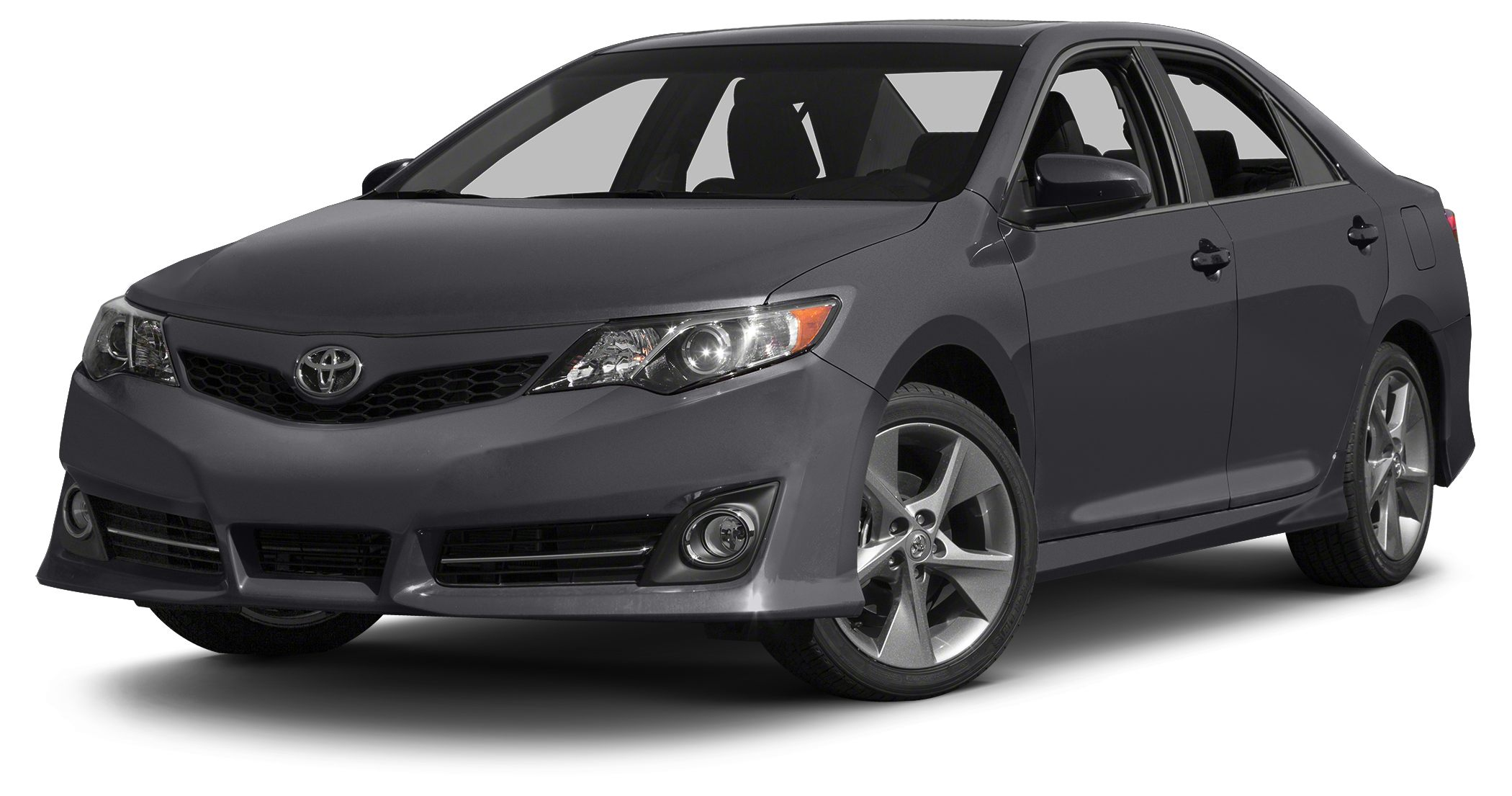 2014 Toyota Camry SE FUEL EFFICIENT 35 MPG Hwy25 MPG City SE trim MAGNETIC GRAY METALLIC exteri