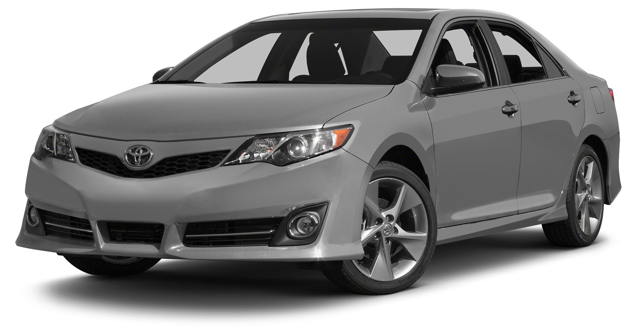 2014 Toyota Camry SE CARFAX 1-Owner SE trim FUEL EFFICIENT 35 MPG Hwy25 MPG City iPodMP3 Inpu