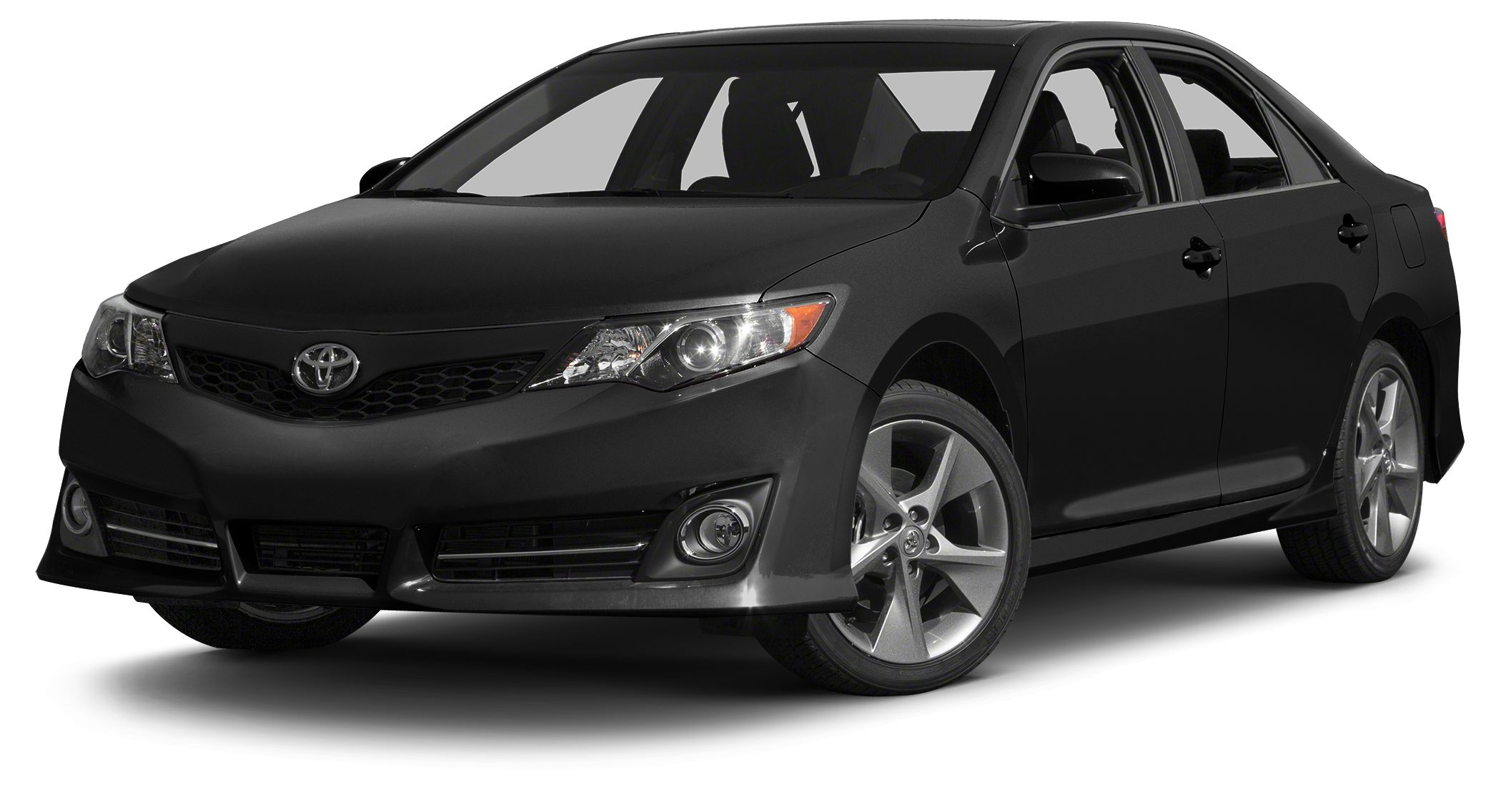 2014 Toyota Camry SE CARFAX 1-Owner EPA 35 MPG Hwy25 MPG City SE trim Bluetooth CD Player iPo