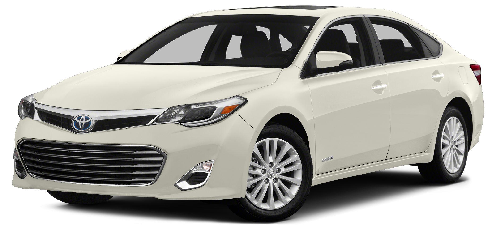2014 Toyota Avalon Hybrid Limited Miles 8604Color White Stock T25150 VIN 4T1BD1EB5EU031236