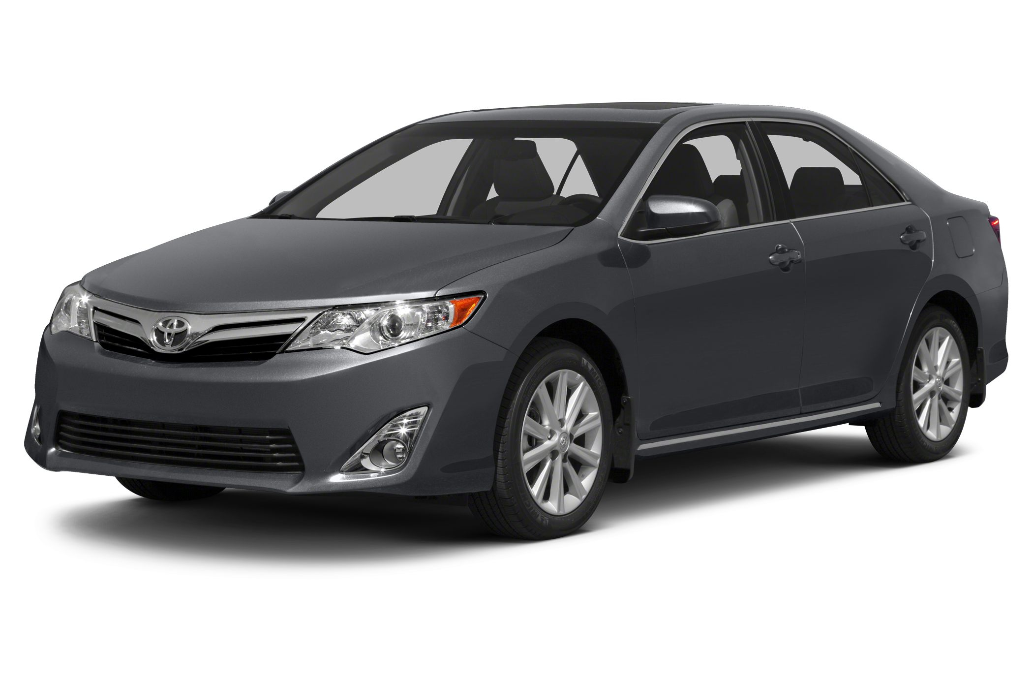2014 Toyota Camry  Step into the 2014 Toyota Camry Feature-packed and decked out This 4 door 5