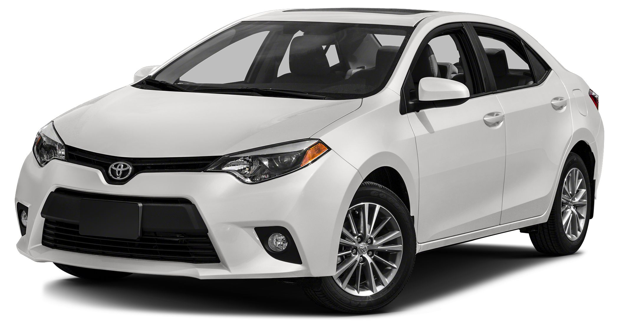 2014 Toyota Corolla LE One owner wonder With the savings on fuel its like your very own stimulu
