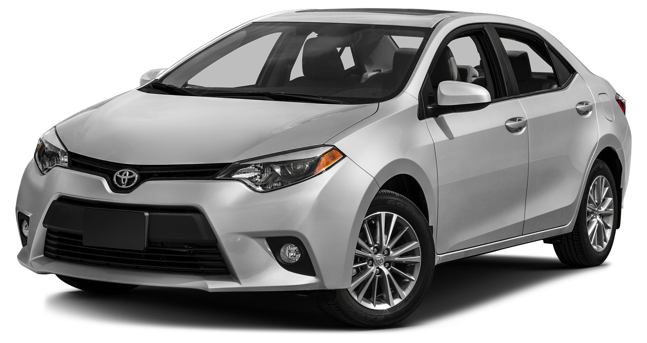 2016 Toyota Corolla LE Premium Navigation Heated Seats Moonroof Keyless Start CD Player Back-