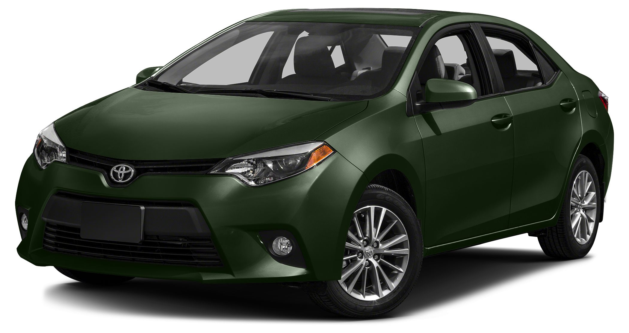 2014 Toyota Corolla LE CARFAX 1-Owner GREAT MILES 25460 EPA 38 MPG Hwy29 MPG City LE trim Bl