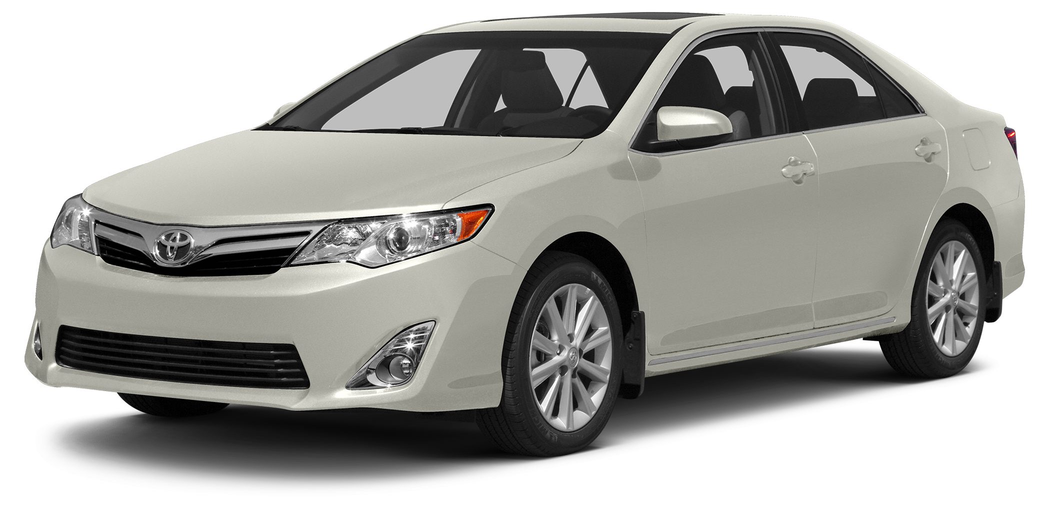 2014 Toyota Camry LE CARFAX 1-Owner LE trim EPA 35 MPG Hwy25 MPG City Bluetooth CD Player iPo