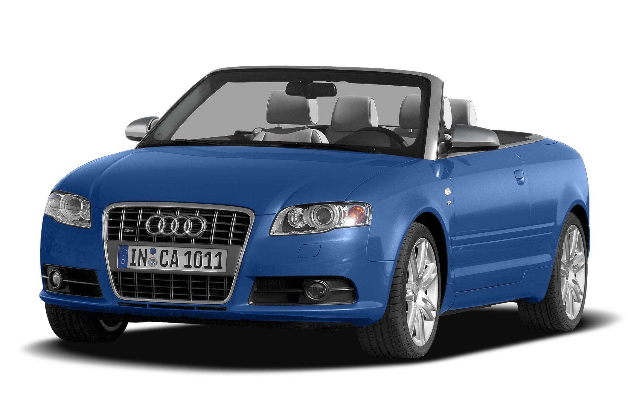 2008 Audi S4 42 quattro Miles 48103Color Silver Stock 16930 VIN WUARL48H78K900395