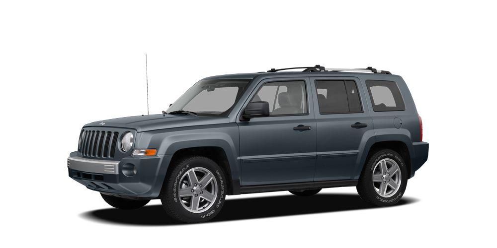 2008 Jeep Patriot Sport Miles 115684Color Steel Blue Clearcoat Metallic Stock ZT622638 VIN 1