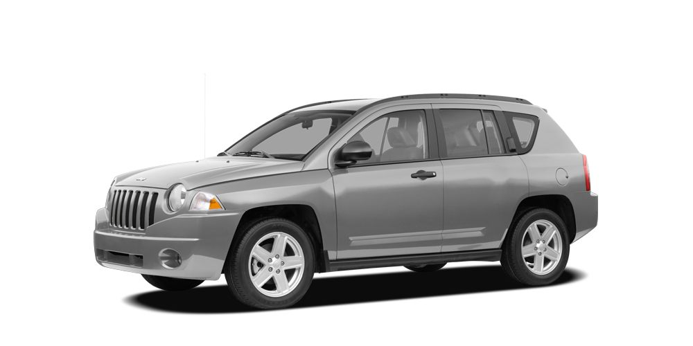 2008 Jeep Compass Sport Grab a score on this 2008 Jeep Compass Sport before its too late Comfort
