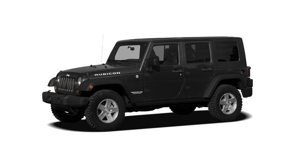 2008 Jeep Wrangler Unlimited Rubicon Clean Carfax - 1 Owner - 4WD - Navigation System - CD player