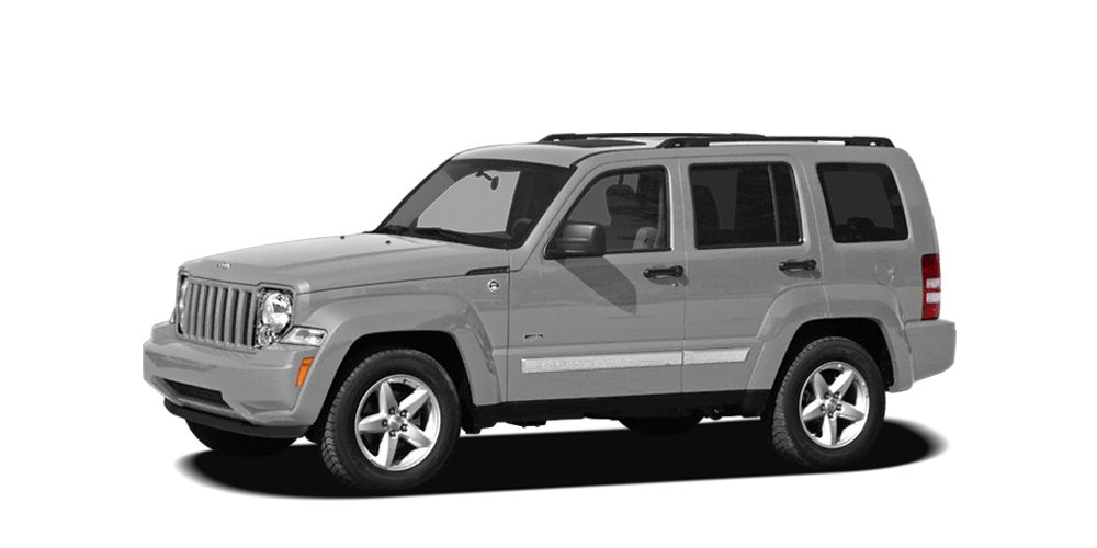 2008 Jeep Liberty Sport 4WD - CD player - Power windows - and Remote keyless entry There isnt a