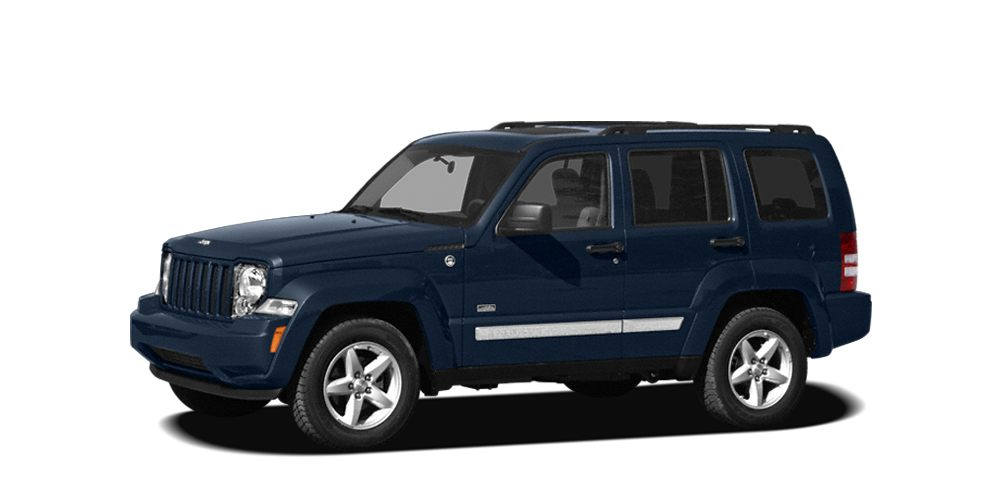 2008 Jeep Liberty Sport Miles 105947Color Modern Blue Pearl Stock R7170703A VIN 1J8GN28K18W2
