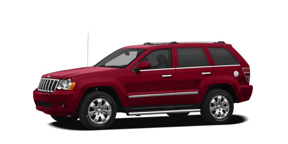 2008 Jeep Grand Cherokee Laredo Miles 87749Color Red Stock 17445 VIN 1J8GR48K58C139478