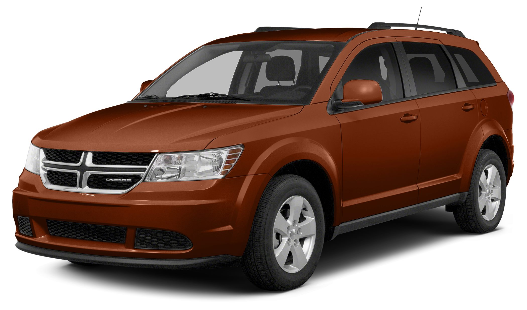 2014 Dodge Journey SE Miles 34573Color Orange Stock 17AL199AA VIN 3C4PDCAB3ET102505