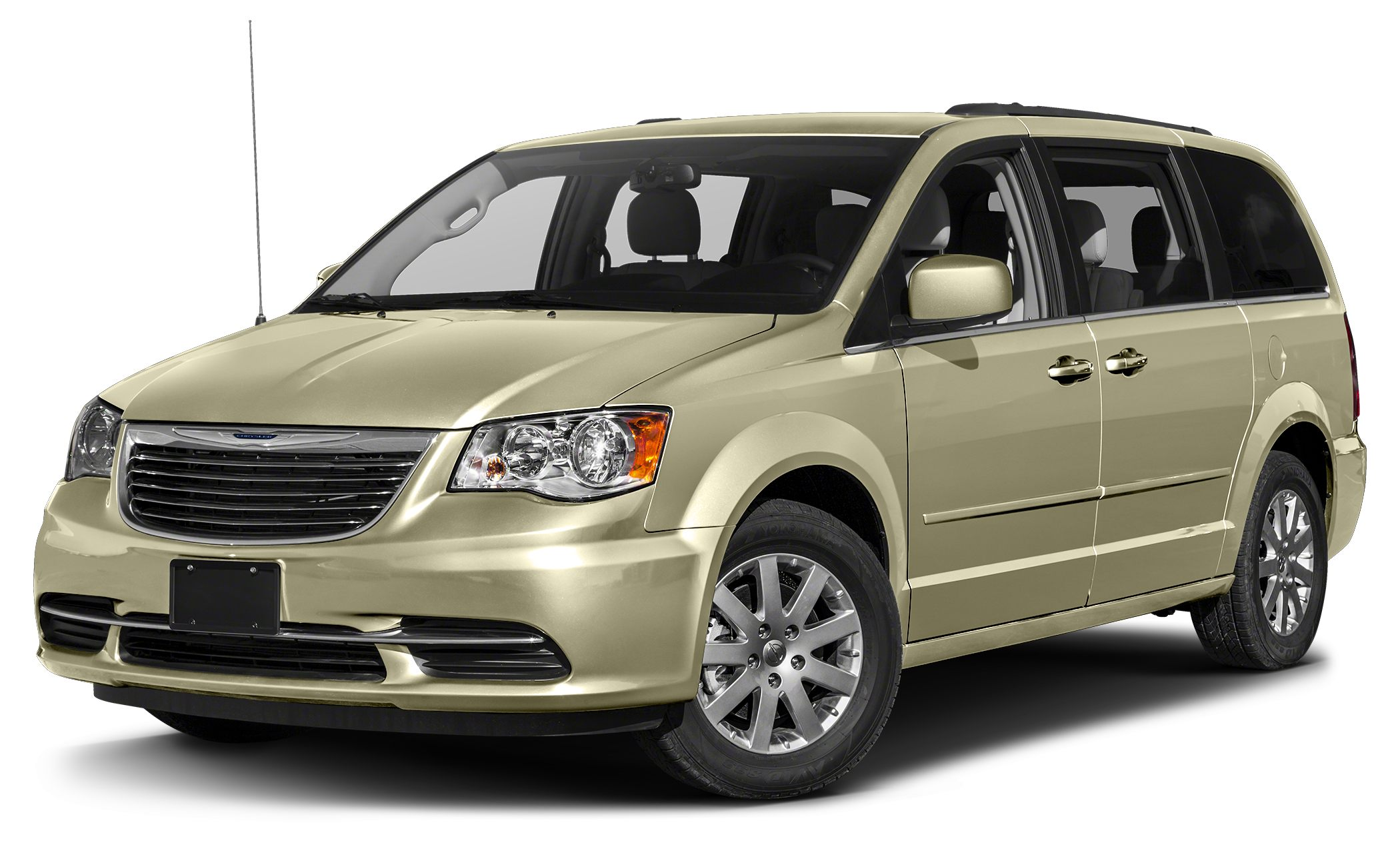 2015 Chrysler Town  Country Touring Miles 29668Color Cashmere  Sandstone Pearlcoat Stock P07