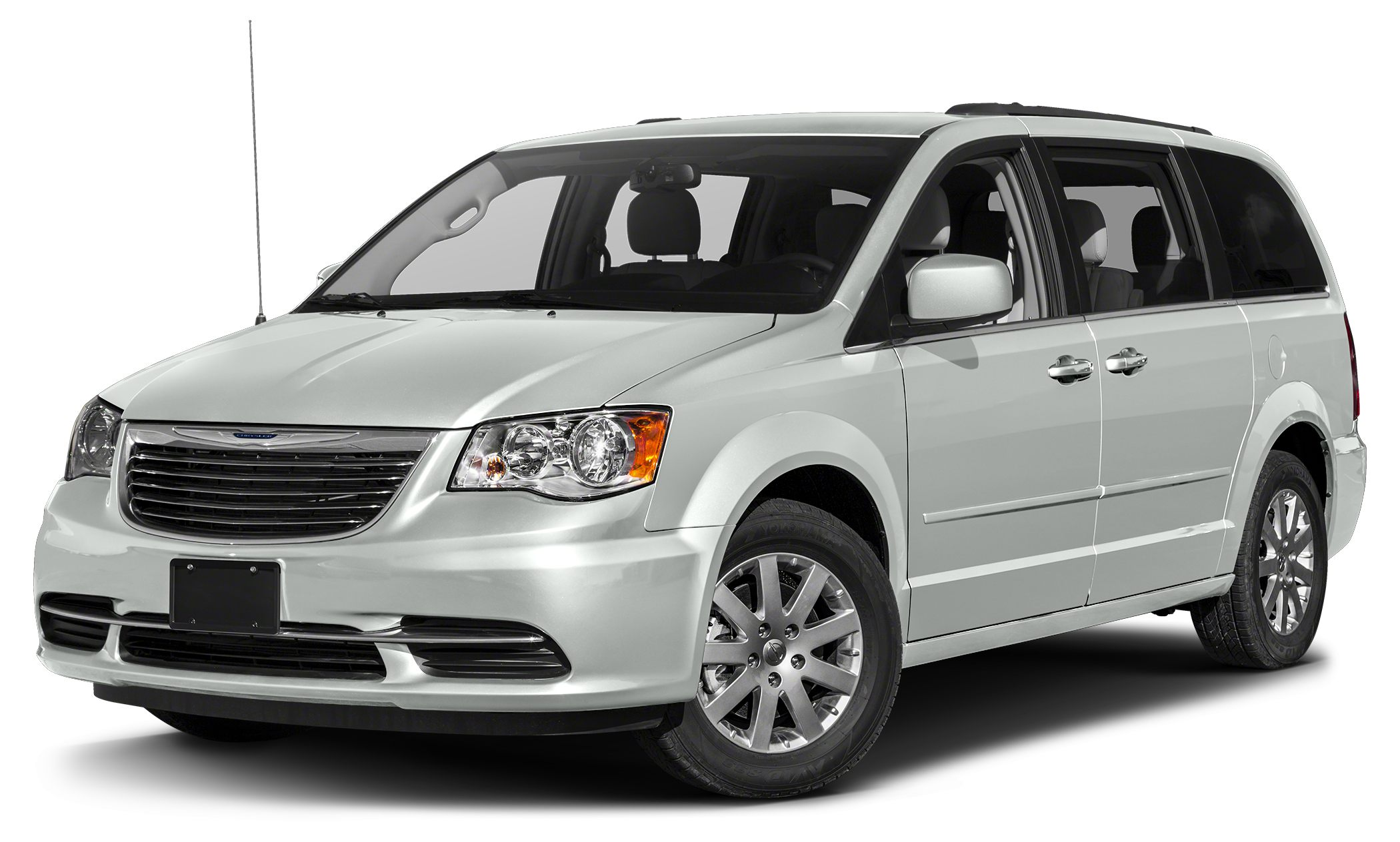 2016 Chrysler Town  Country Touring 2016 Chrysler Town  Country Touring in White and One Year Fr