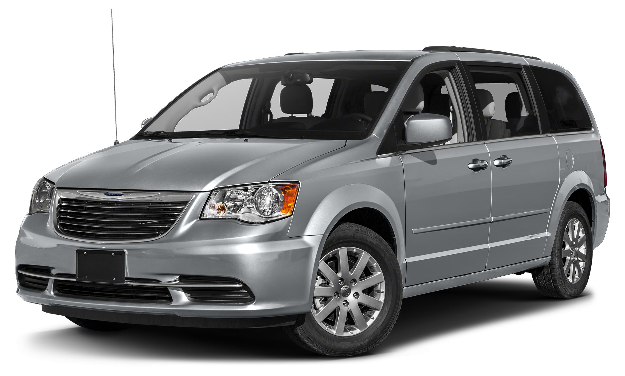 2016 Chrysler Town  Country Touring Get a grip with amazing traction control Take charge of the