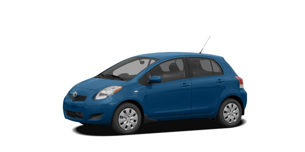 2009 Toyota Yaris Base Miles 94743Color Blazing Blue Pearl Stock 151756A VIN JTDKT90359524252