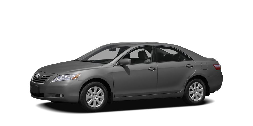 2009 Toyota Camry LE CARFAX 1-Owner LOW MILES - 44576 MAGNETIC GRAY METALLIC exterior and ASH i