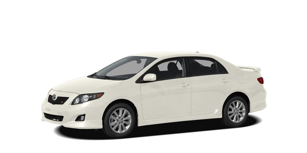 2009 Toyota Corolla S Grab a steal on this 2009 Toyota Corolla 4DR SDN MT while we have it Spacio