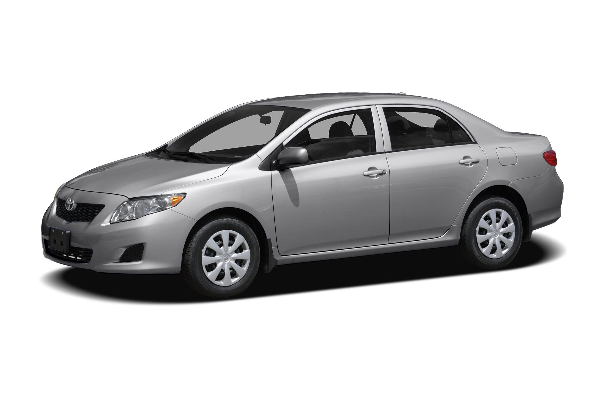 2009 Toyota Corolla Base BLUE STREAK METALLIC exterior and ASH interior Corolla trim CARFAX 1-Ow