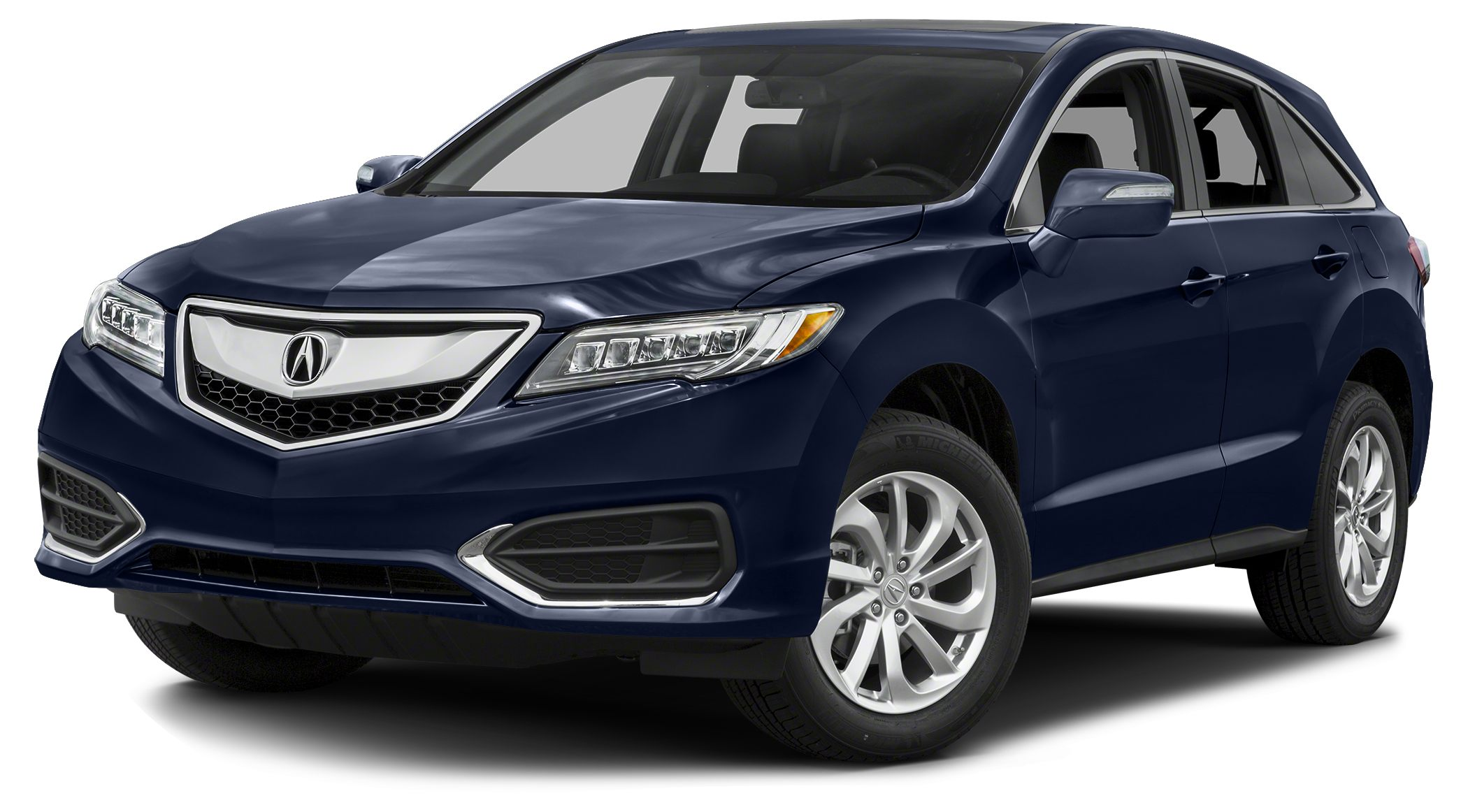 2016 Acura RDX Technology Miles 3Color Fathom Blue Pearl Stock A018804 VIN 5J8TB4H56GL018804