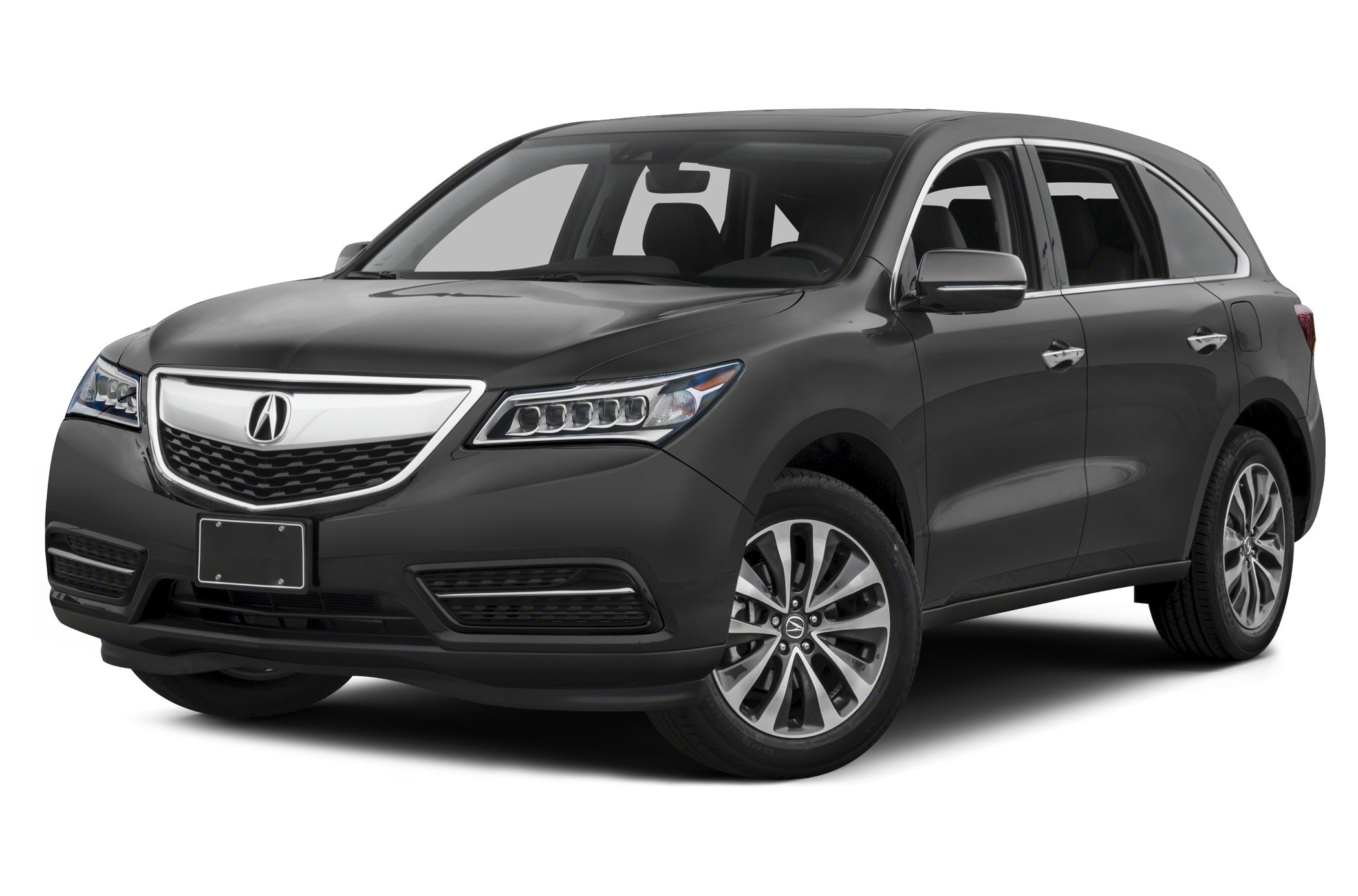 2016 Acura MDX 35 Technology Regal Honda means business Right SUV Right price If youre lookin