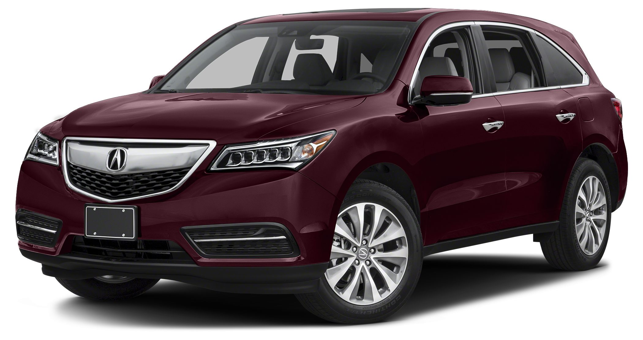 2016 Acura MDX 35 Technology w AcuraWatch The Acura MDX is as refined as it is sophisticated It