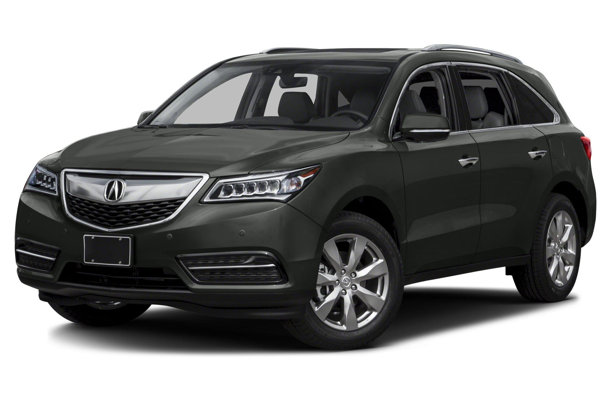 2016 Acura MDX 35 Advance The Acura MDX is as refined as it is sophisticated It is adorned with
