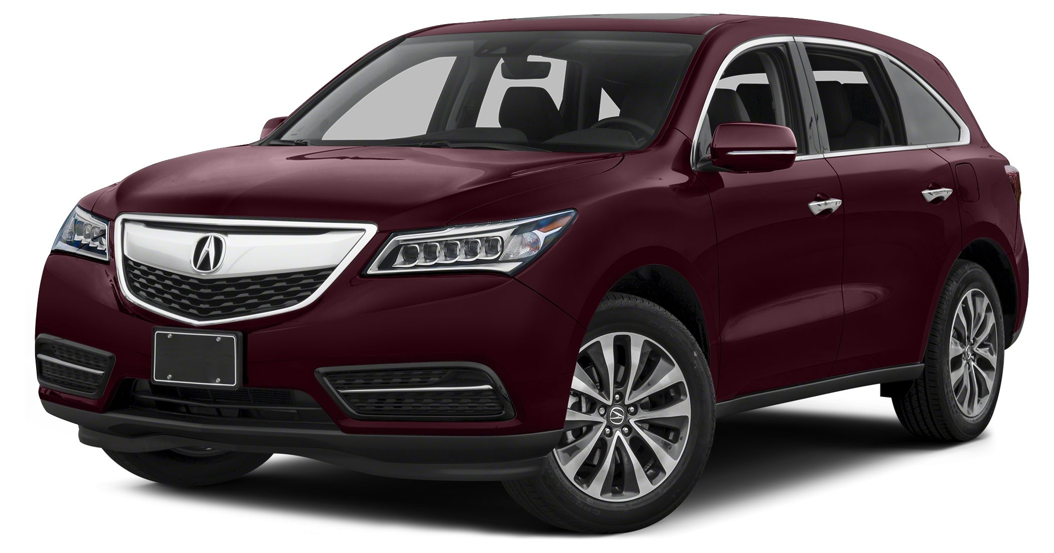 2016 Acura MDX 35 Technology The Acura MDX is as refined as it is sophisticated It is adorned wi