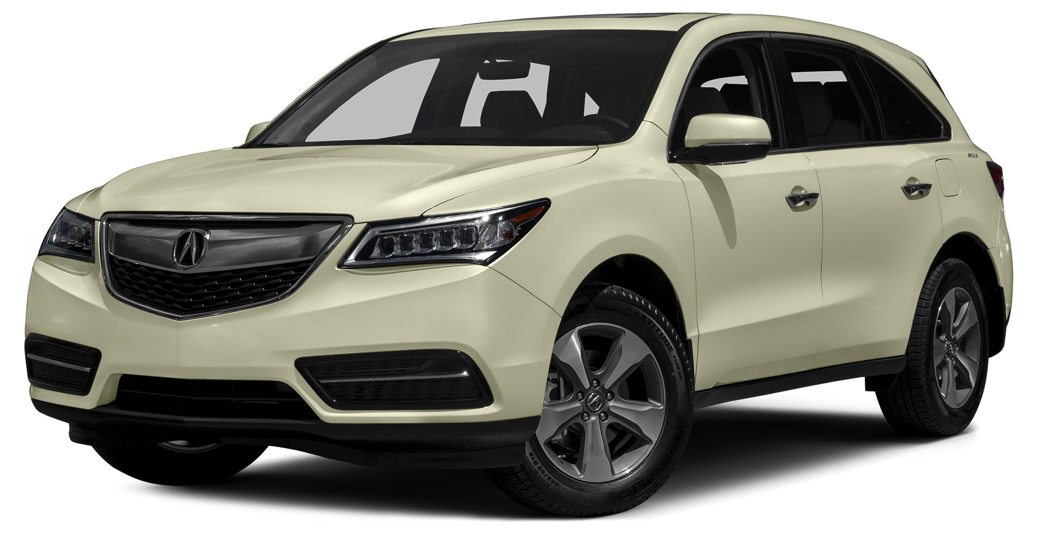 2016 Acura MDX 35 The Acura MDX is as refined as it is sophisticated It is adorned with gorgeous