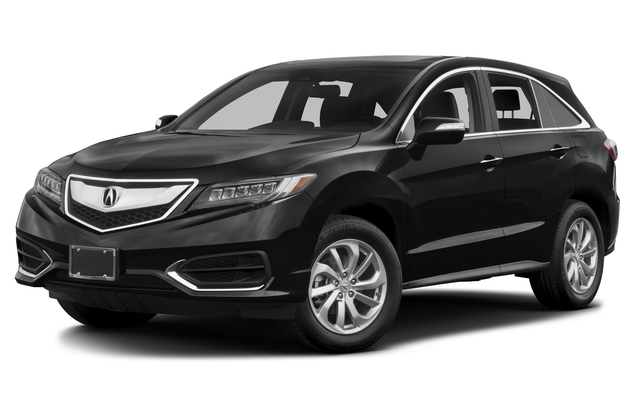 2016 Acura RDX Technology w AcuraWatch Plus Miles 3Color Crystal Black Pearl Stock A018343 V
