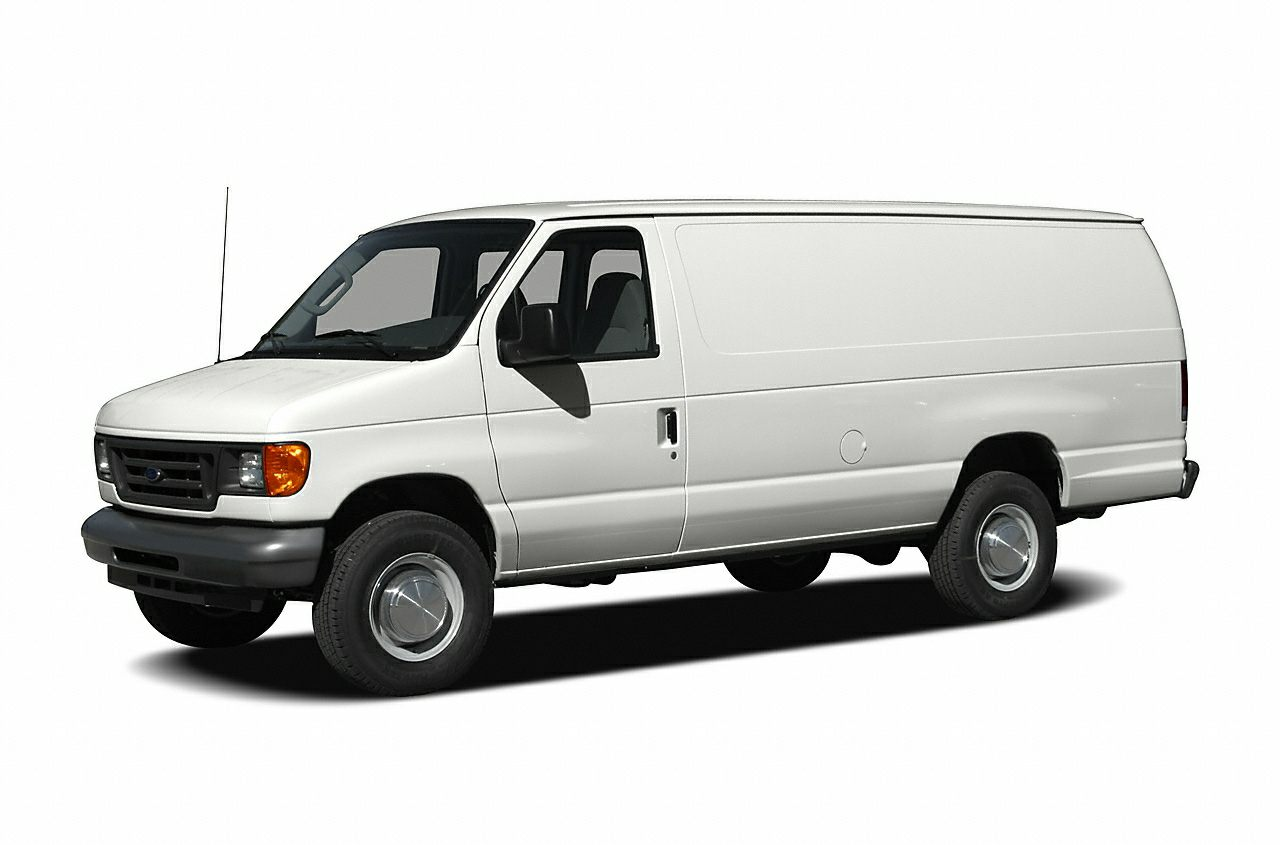 2006 Ford Econoline 150 Cargo Econoline Cargo Van trim A solid choice for a vehicular pack mule