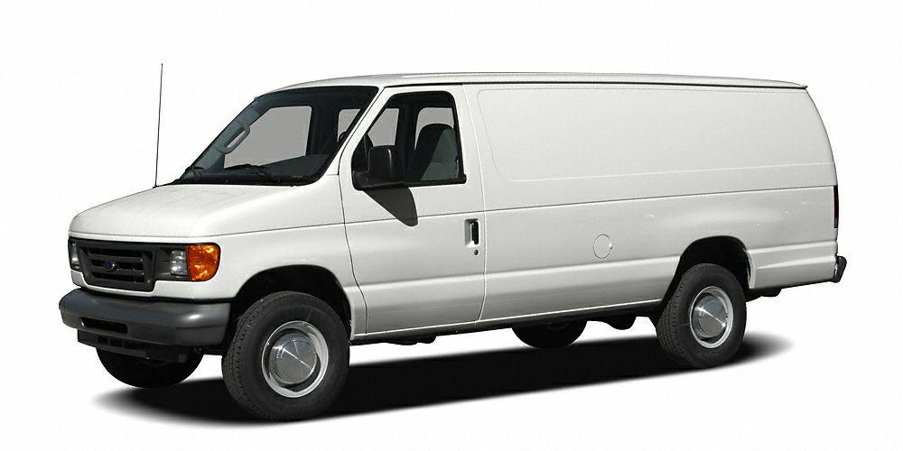 2006 Ford Econoline 250 Cargo Miles 126609Color White Stock F16NV71A VIN 1FTNS24WX6HA60601
