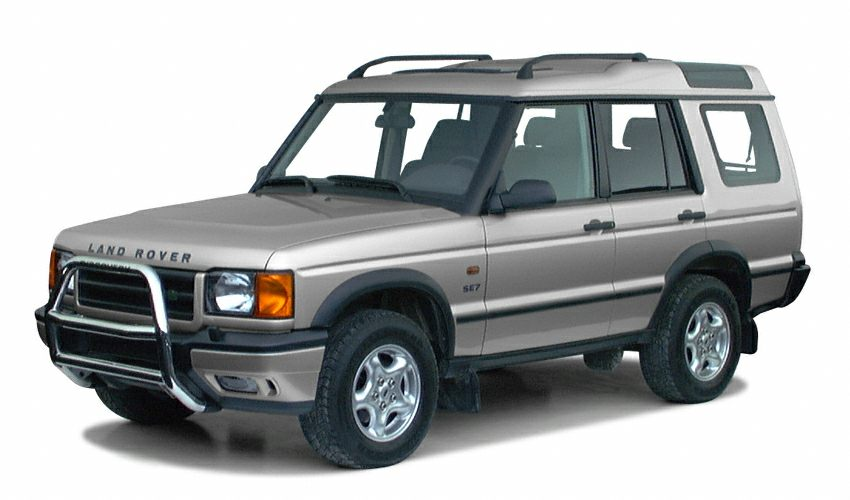 2001 Land Rover Discovery II  All Jim Hayes Inc used cars come with a 30day3000 mile warranty Unl