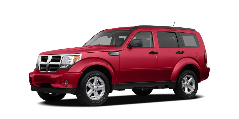 2007 Dodge Nitro SLTRT OUR PRICESYoure probably wondering why our prices are so much lower than