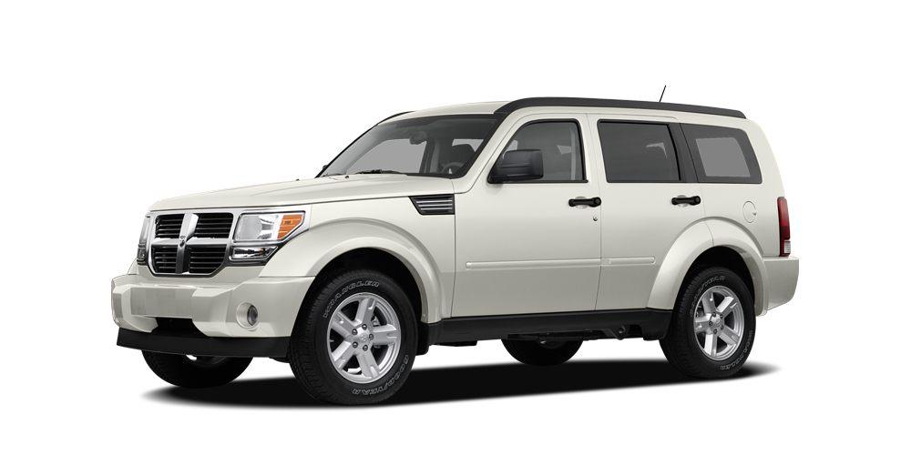 2007 Dodge Nitro SLTRT Miles 109231Color White Stock HS2315Z VIN 1D8GT58K97W639351