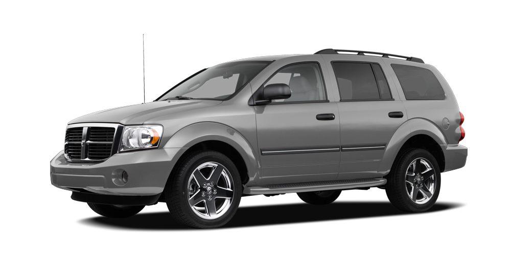 2007 Dodge Durango SLT Miles 79644Color Gray Stock 17150 VIN 1D8HB48N67F521088