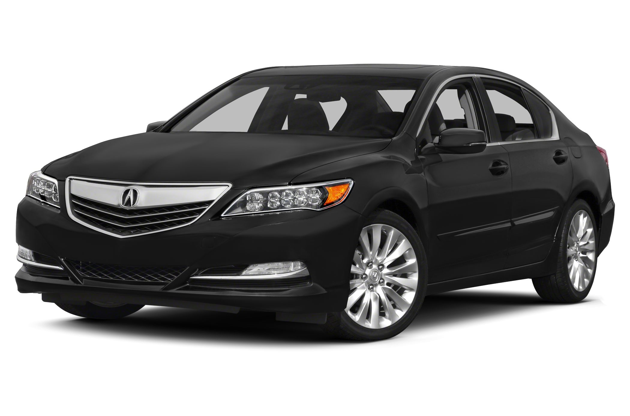 2014 Acura RLX Technology Certified Clean Carfax Power Sunroof - Navigation - Back Up Camera - Bl