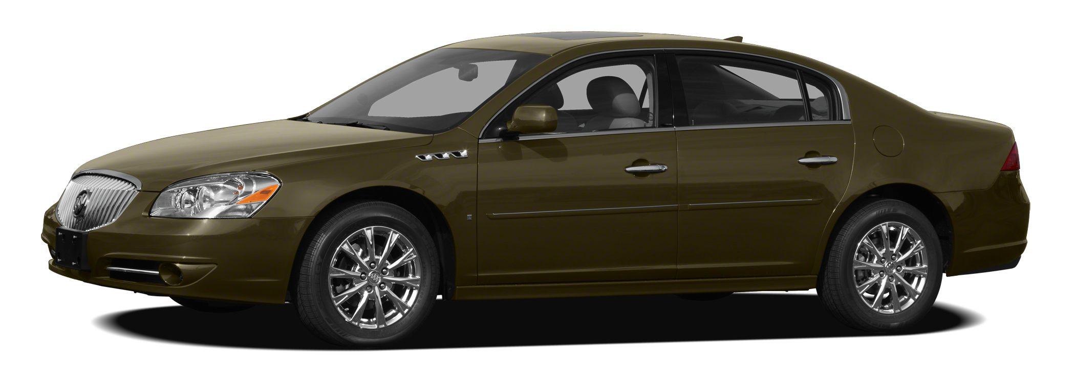 2010 Buick Lucerne CX Buick Lucerne 2010 CX Clean CARFAX Awards  2010 KBBcom 10 Most Comfortab