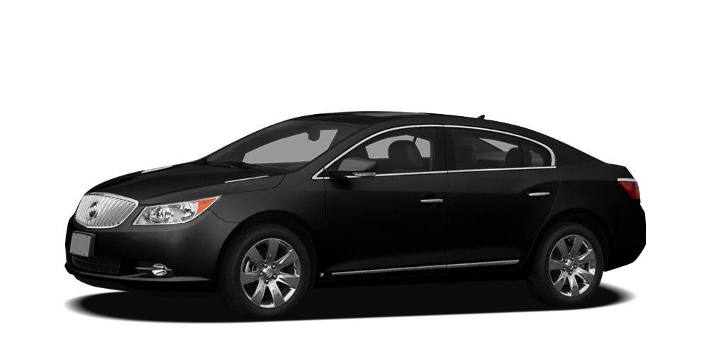 2010 Buick LaCrosse CXL Miles 100144Color Black Stock 16EX46A VIN 1G4GC5EG2AF259060