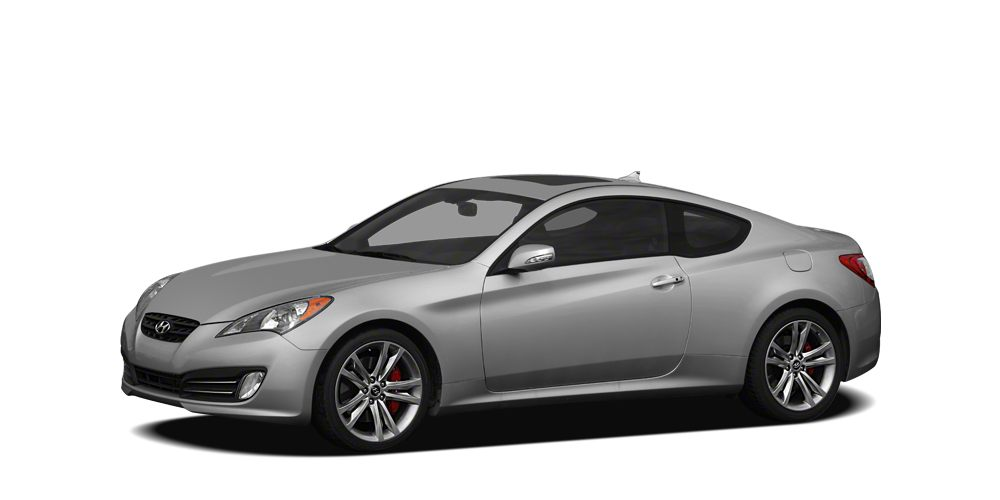 2012 Hyundai Genesis Coupe 38 Track Just Arrived Includes a CARFAX buyback guarantee Safety