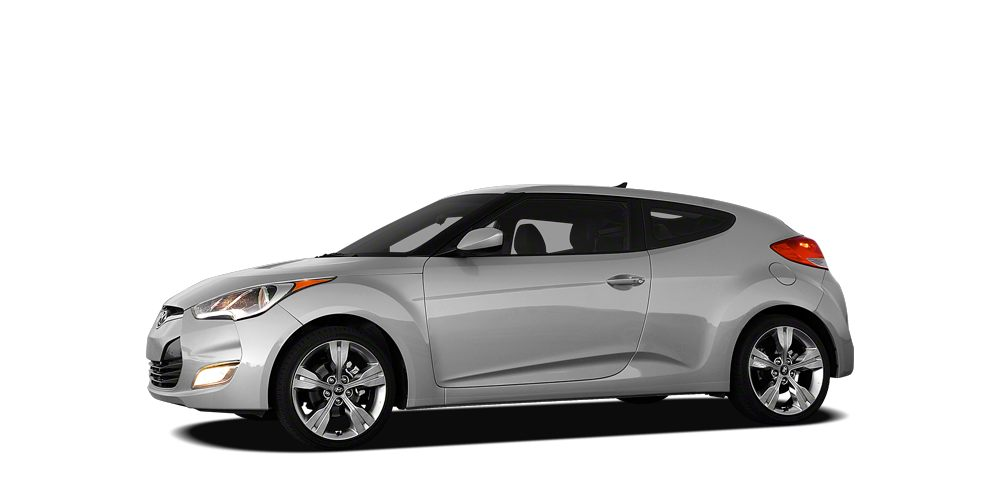 2012 Hyundai Veloster Base wBlack Hyundai Certified --- Just 17k miles ---- This Veloster comes w