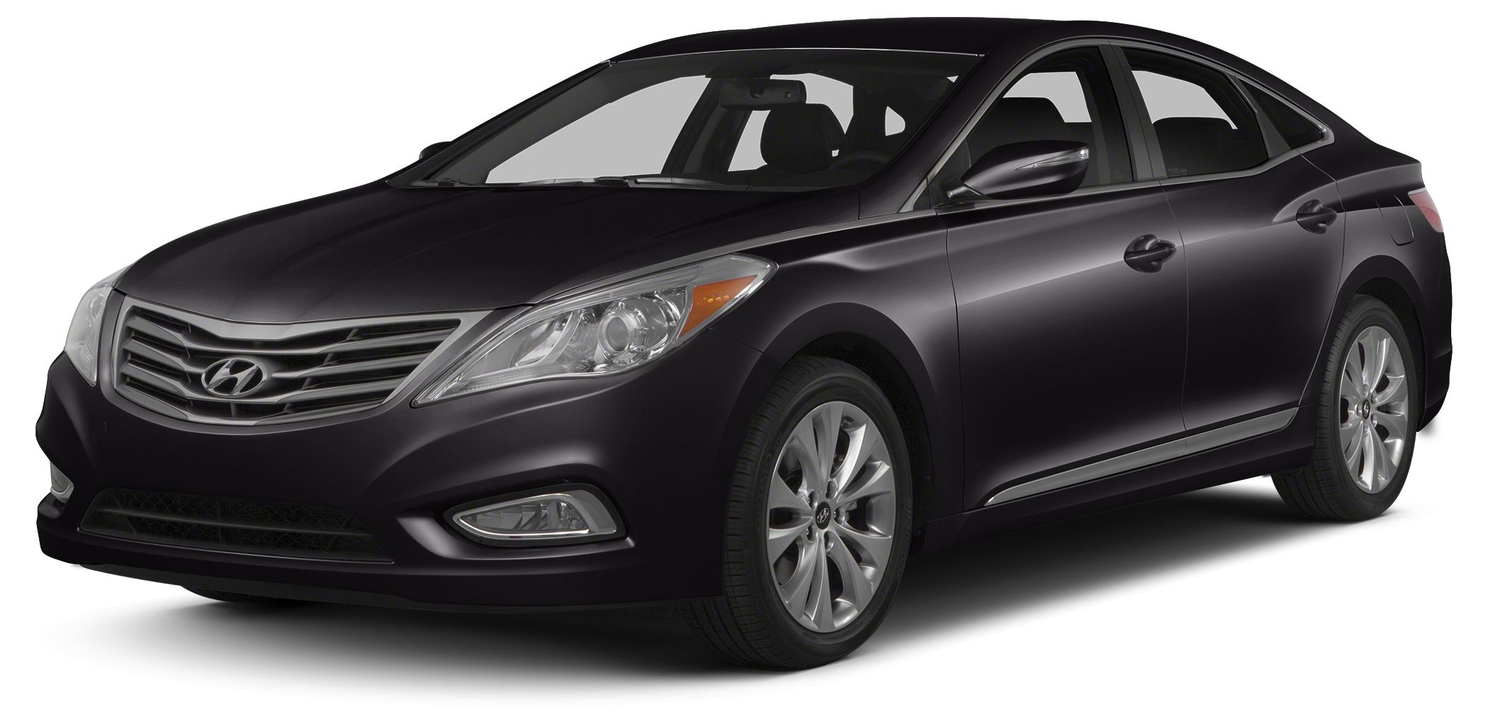 2012 Hyundai Azera Base Miles 24990Color Black Onyx Pearl Stock HP2547 VIN KMHFG4JG5CA134084