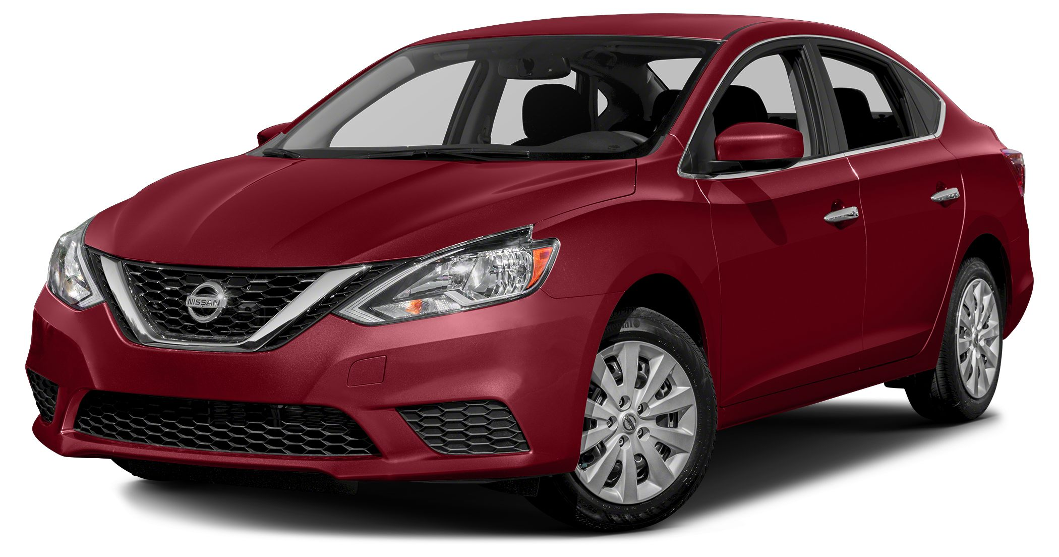2016 Nissan Sentra SV How sweet is the fuel efficiency of this fantastic-looking 2016 Nissan Sentr
