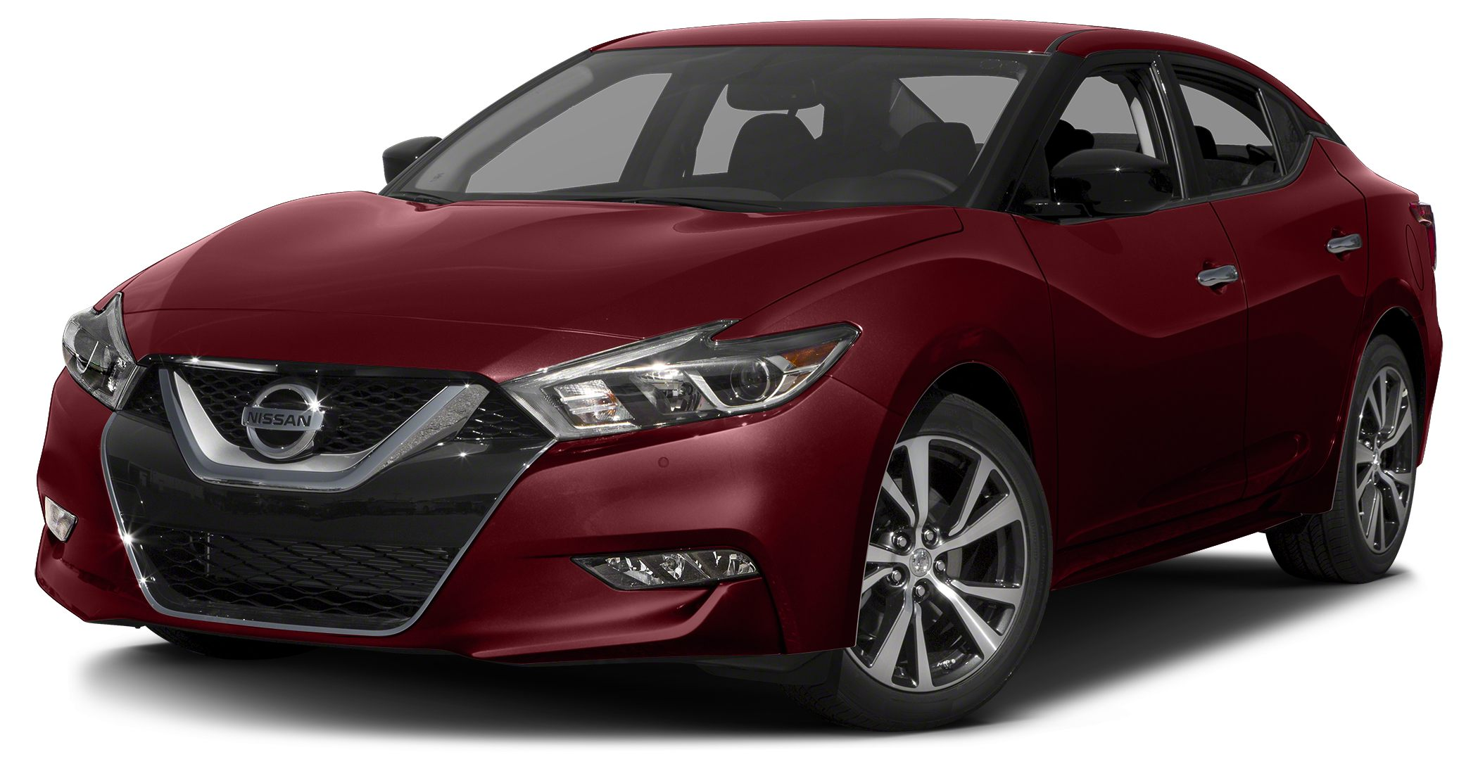 2016 Nissan Maxima 35 S 35L V6 DOHC 24V Red ABS brakes Alloy wheels Auto-dimming Rear-View m