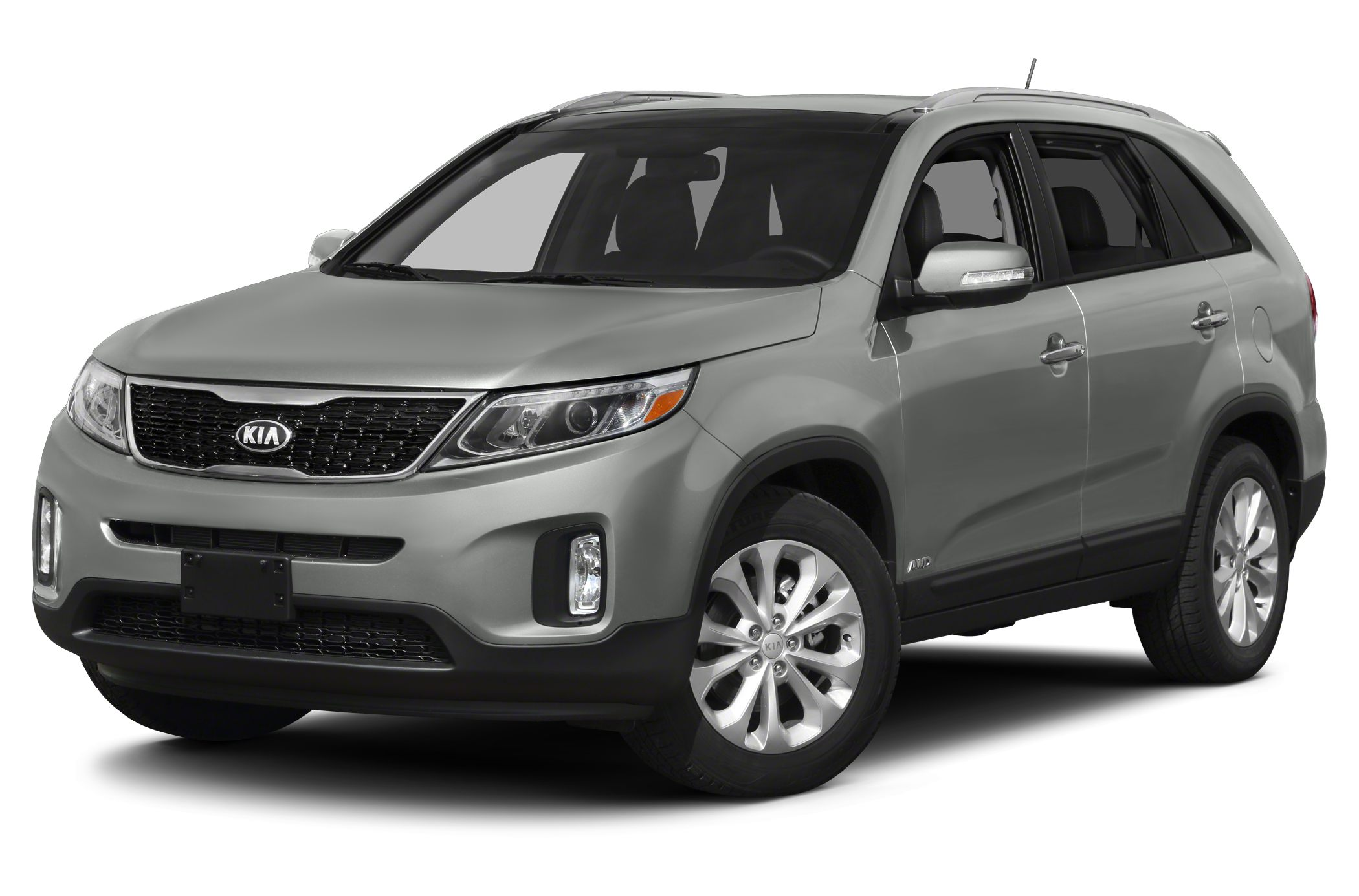 2014 Kia Sorento LX 2014 Kia Sorento LX in Silver and One Year Free Maintanence All Wheel Drive